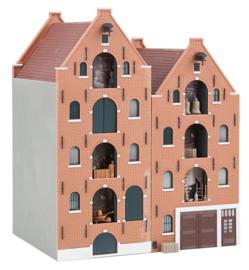 H0 | Faller 191731 - 2 pakhuizen