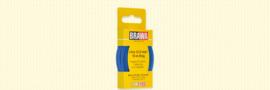 Brawa 3105 - Draad, 0,14 mm², 10mtr, blauw