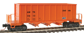 N   Micro Trains 99300030 - Runner Pack Set of 4 Ortner Hoppers