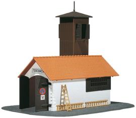 H0   Faller 131240 - Brandweergarage