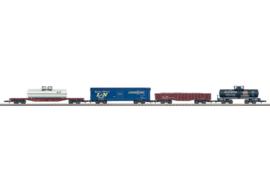 Z | Märklin 82514 - Set US-goederenwagens