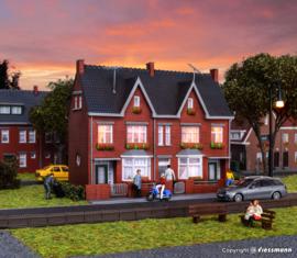 H0 | Kibri 38323 - Huis Bussardstraat