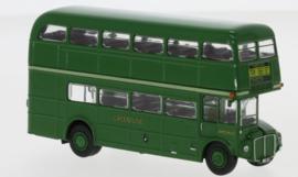 H0   Brekina 61101 - AEC Routemaster Bus, Green Line, 1960