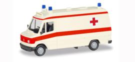 H0 | Herpa 094160 - Mercedes-Benz Rettungsdienst