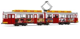 H0 | Rivarossi HR 2756 - Coca Cola zomertram