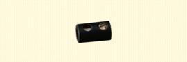 Brawa 3048 - moffen Ø 2.5mm zwart (10 stuks)