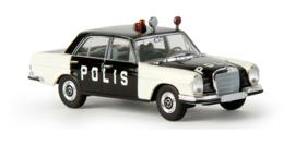 "H0 | Brekina Starmada 13105 - MB 280 SE ""Polis"""