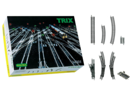 N | Minitrix 14301 - Rail uitbreidingset