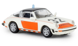 H0 | Brekina 16358 - Porsche 911 G Targa, Rijkspolitie 32, 1976, TD (NL)