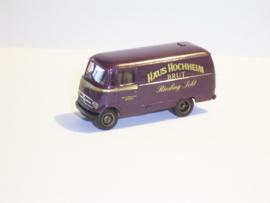 H0 | Brekina 0004 - MB L319 - Haus Hochheim