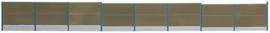 H0 | Faller 180420 - Geluidswering beton