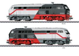 H0 | Märklin 39187 - DB AG, Diesellocomotief 218 497-6 (AC sound)