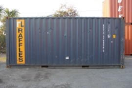 H0 | PT Trains 820009 -Container 20´DV RAFFLES
