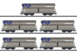 H0 | Märklin 46268 - NS, Set goederenwagens Fals