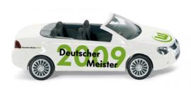 """H0   Wiking 006204 - VW Eos open """"VfL Wolfsburg"""" (1)"""