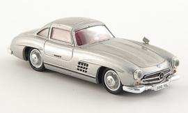 H0 | Ricko 38394 - Mercedes 300 SL (W198), silver