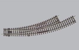 H0 | Piko 55222 - Bochtwissel,  links