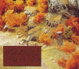 H0/N/Z | Busch 7326 - Micro-vlokken roodbruin