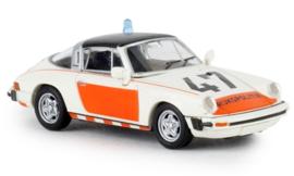 H0 | Brekina 16357 - Porsche 911 G Targa, Rijkspolitie 47, 1976, TD (NL)