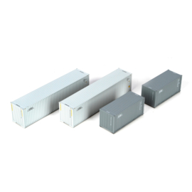 H0 | Athearn ATH27923 - Container 4 Pack – Gateway