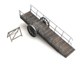 N | Artitec 316.092 - Mobiele laadplank