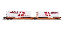 H0 | Piko 54776 - Wascosa, Draagwagen T3000e