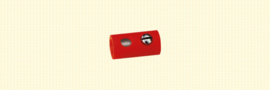 Brawa 3042 - moffen Ø 2,5mm rood (10 stuks)