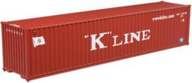 H0 | Atlas 20005035 - K-Line.com 40' Standard Height Containe Set  (3 Pack)