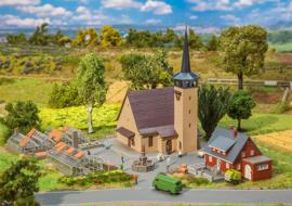 N | Faller 239004 - Actie set dorp
