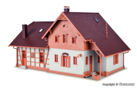 H0   Vollmer 43744 - Boerenhuis met kleine aanbouwloods