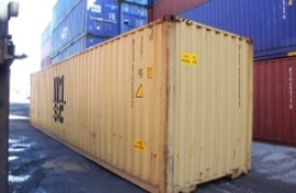 H0 | PT Trains 840001.1 - Container 40' HC MSC