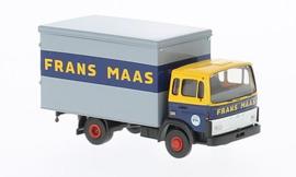 H0 | Brekina 34802 - DAF 900, Frans Maas (NL)