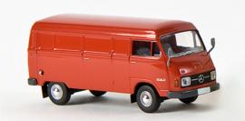 H0 | Brekina Starmada 13306 - MB L 206 D van, red