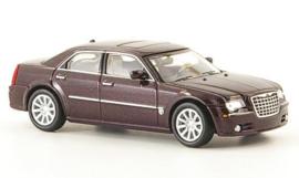 H0 | Ricko 38662 - Chrysler 300C HEMI SRT8, dark red metallic.