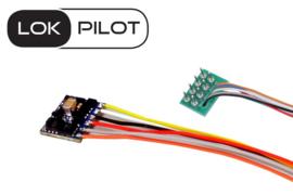 N | Esu 59810 - LokPilot 5 micro DCC/MM/SX, 8-pin NEM652, N, TT