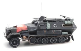 H0 | Artitec 387.73-S1 - Sd.Kfz 251/1B met vlag