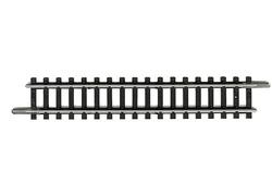 N | Minitrix 14905 - Rechte rail lengte 76,3 mm.