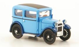 H0 | Ricko 38599 - BMW Dixi, light blue/dark blue, 1929