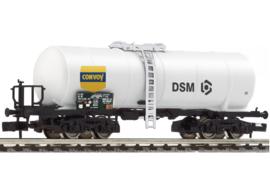 "N | Fleischmann 848024 -Tank wagon ""DSM"" that operates for the NS"