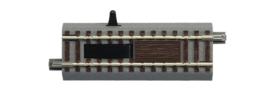 H0 | Roco 61118 - Elektrische ontkoppelrail lengte 100 mm