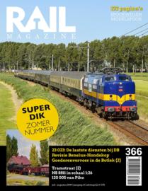 Railmagazine 366