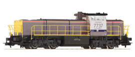H0 | Piko 59071 - B-Technics, Diesellocomotief serie G1700 BB, 7737 (AC digitaal)