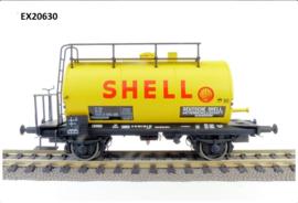 H0   Exact Train EX20630 - DB, 30m3 Uedinger ketelwagen Shell