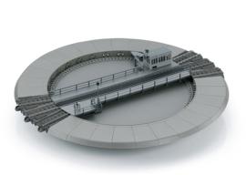 H0 | Märklin 74861 - C-rail draaischijf