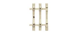H0 | Roco 42601 - Betonnen bielzen stuk flexrails (12 stuks)