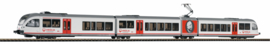 H0 | Piko 59536 - Veolia, Electric train set GTW 2/8 Stadler (DC)