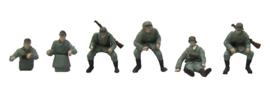 H0 | Artitec 87.046 - Panzergrenadiere (ongeschilderd)