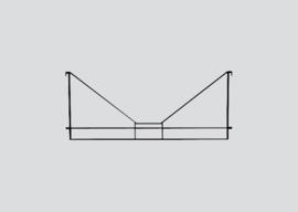 Z | Märklin 8925 - Dwarsverbinding