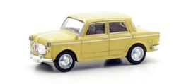H0 | Brekina 22205 - NSU-Fiat 1100 Special, beige.