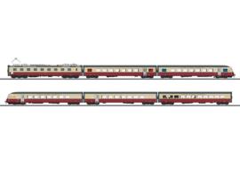 H0 | Märklin 37547 - SBB, RAe TEE-trein met elektrische motorwagen